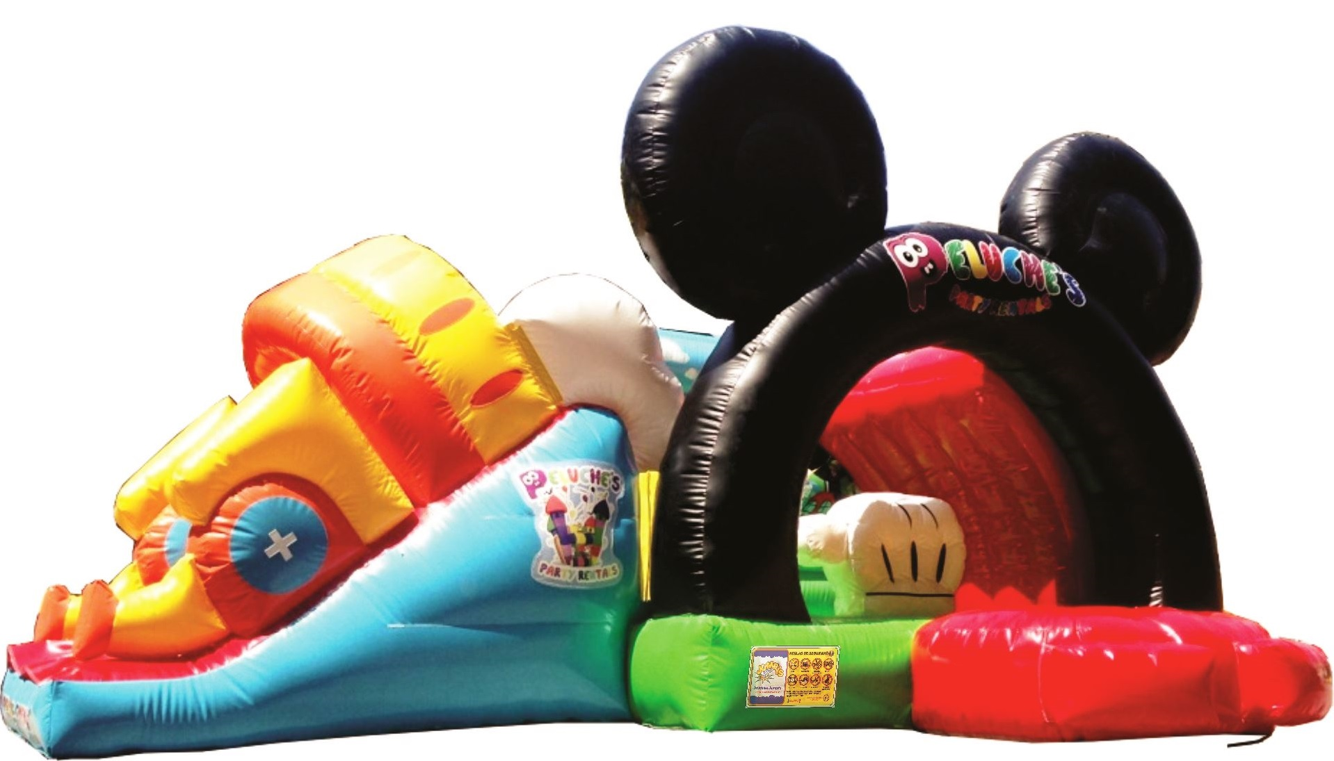 inflable mickey kids
