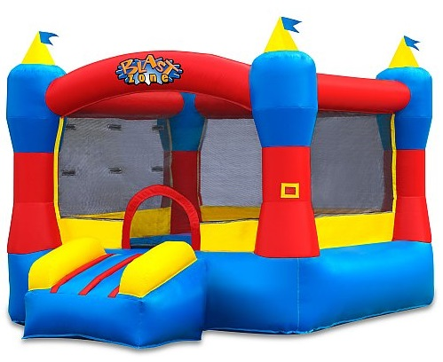 inflable castillo botador