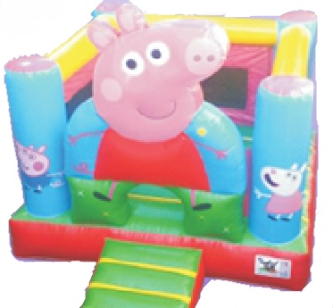 inflable peppa