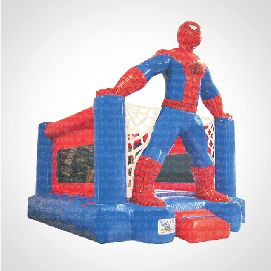 inflable spider